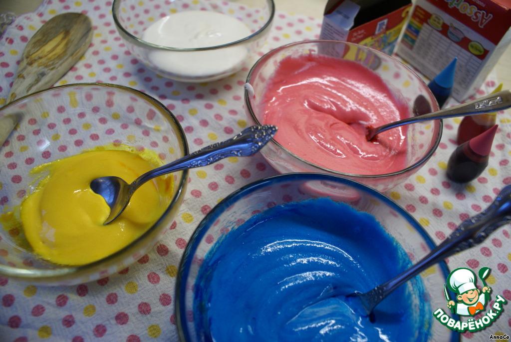 Как сделать глазурь песочную