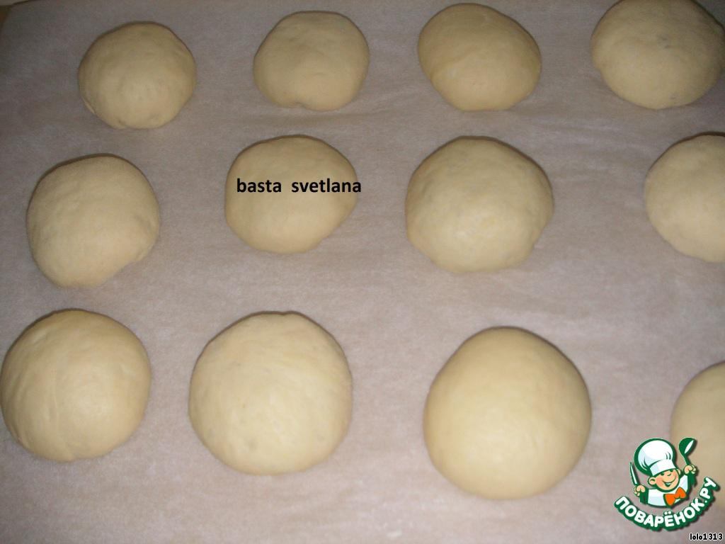 Пошаговый рецепт пончиков с начинкой