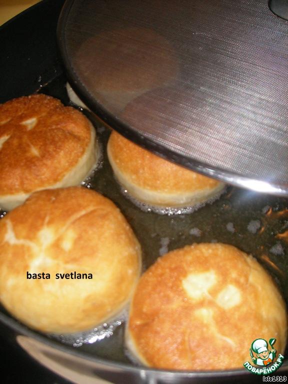 как приготовить пончики пошаговый рецепт фото