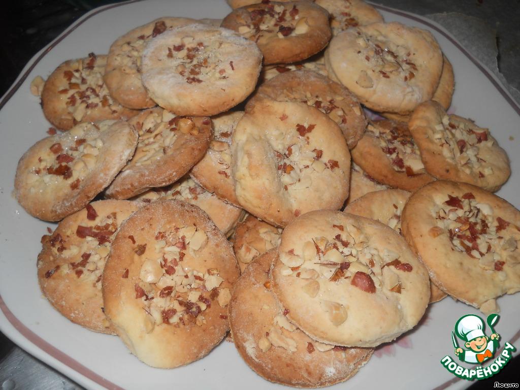 Печенье из мясорубки рецепт с фото пошаговый Едим Дома