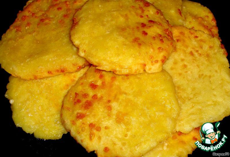 Как испечь кукурузные лепешки в духовке рецепт