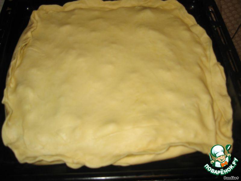 Пирог из морского языка рецепты