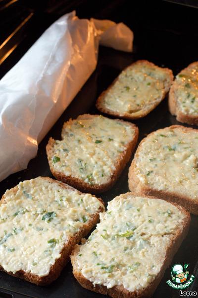 Как испечь чесночный хлеб в духовке
