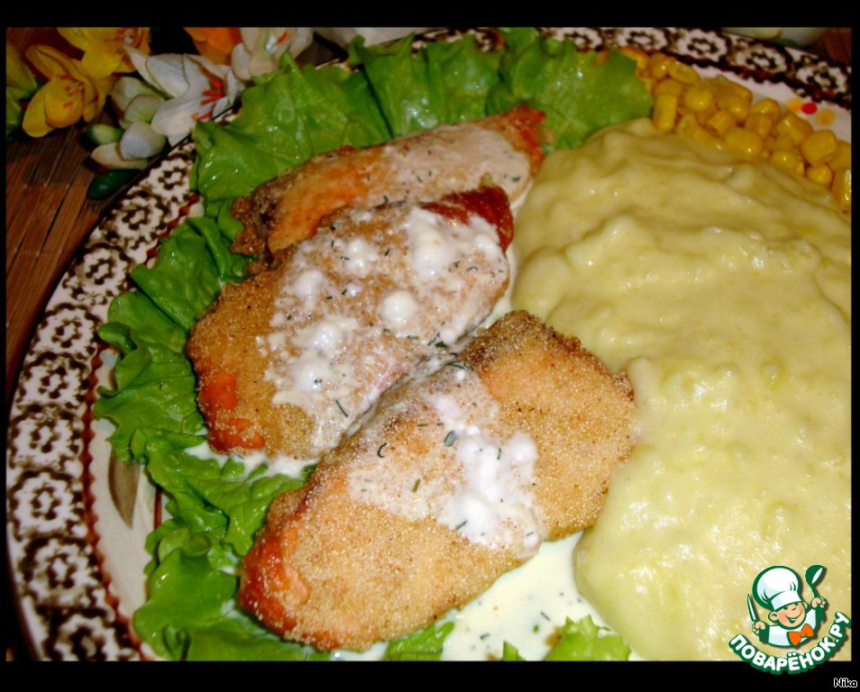 Вкусная рыба в кляре рецепт с пошагово