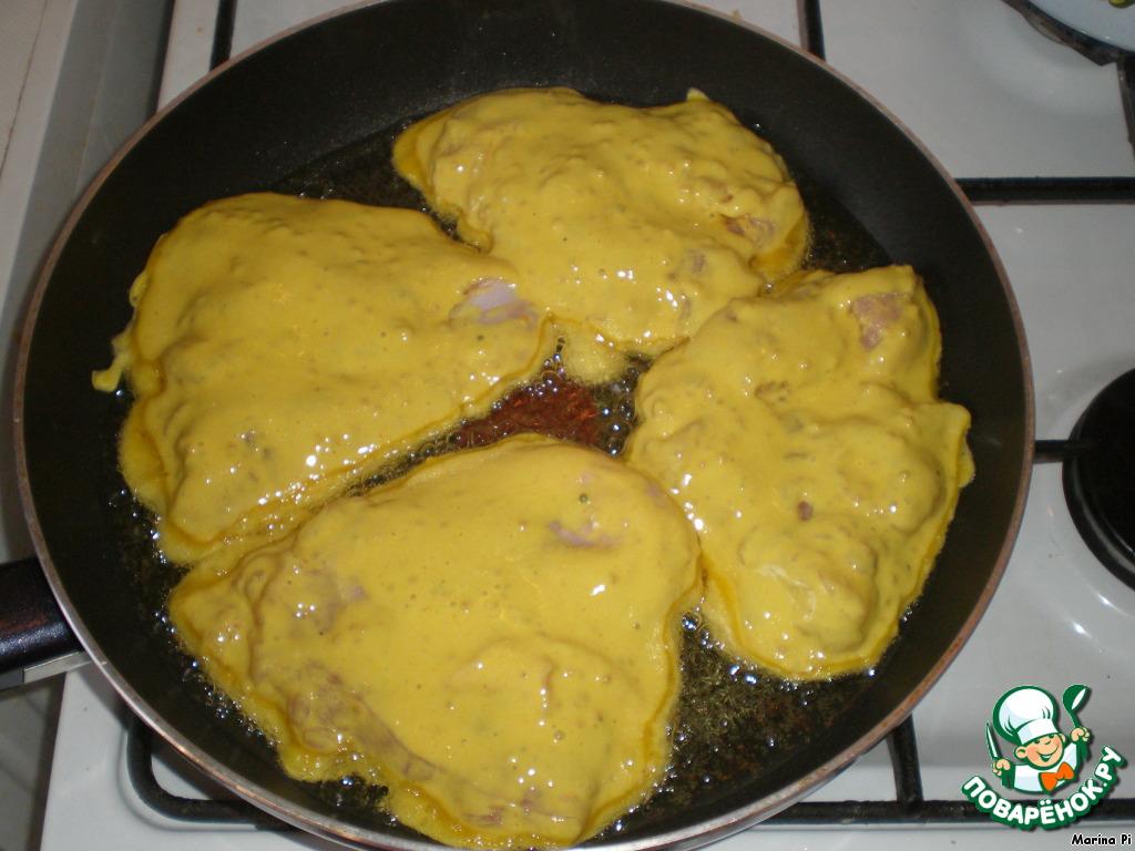 Рецепты курица с куркумой
