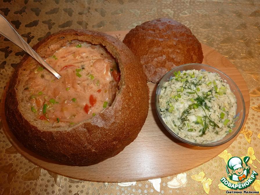 где поесть борщ в хлебе в москве