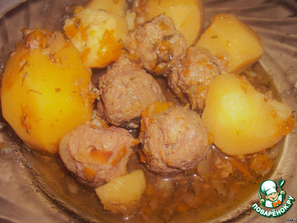 горшочках с картошкой в духовке пошаговый рецепт