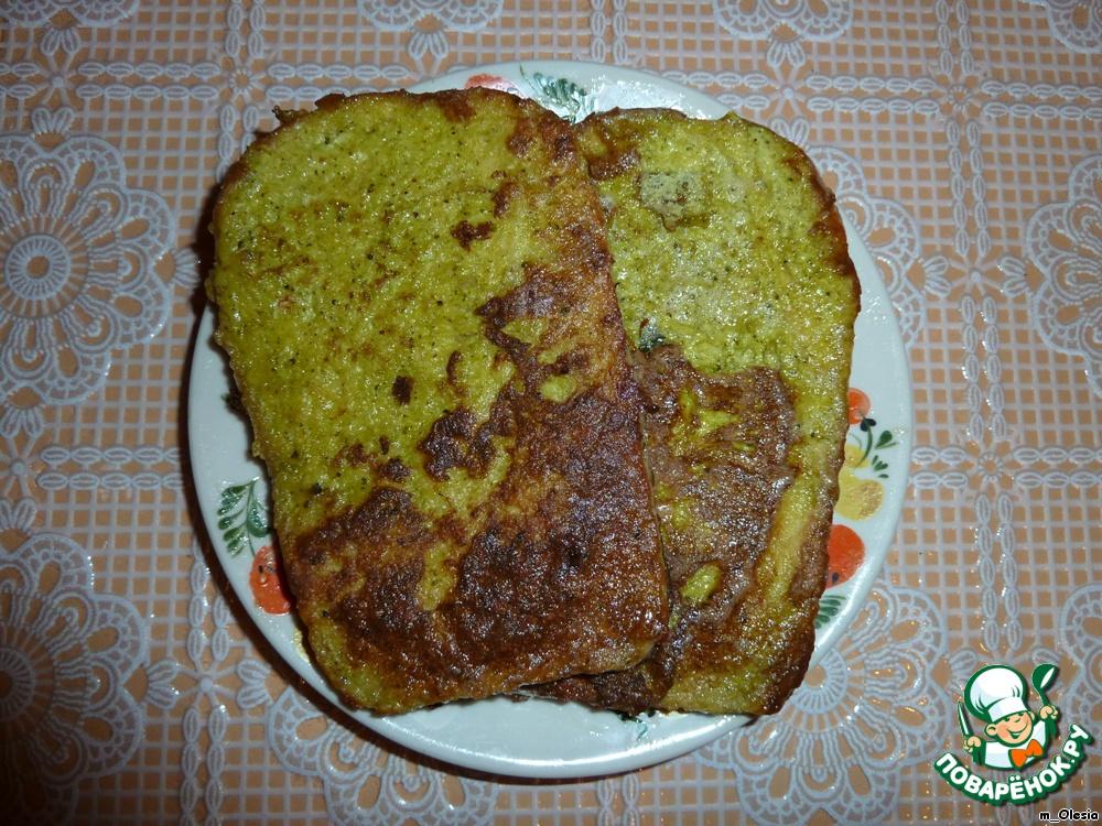 брокколи замороженная рецепты приготовления на сковороде