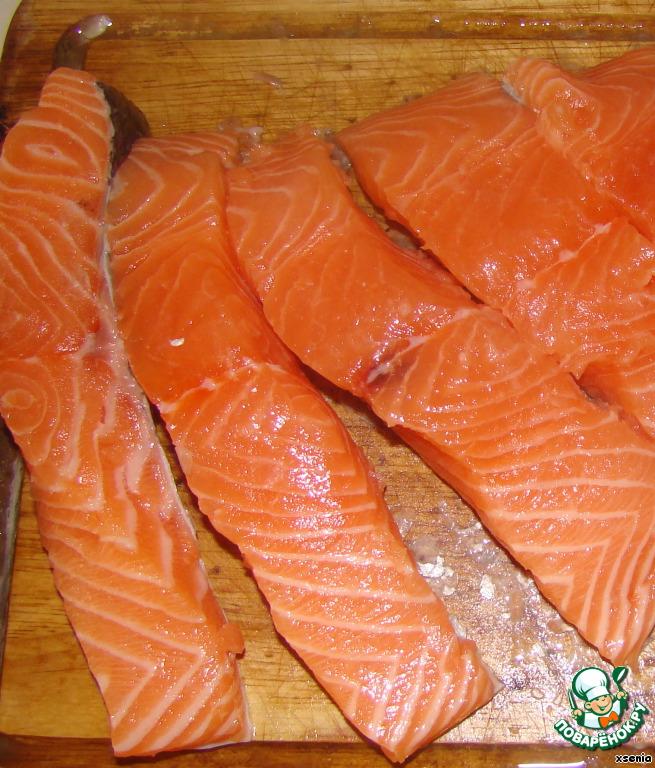 Рыба вяленая рецепт блюда