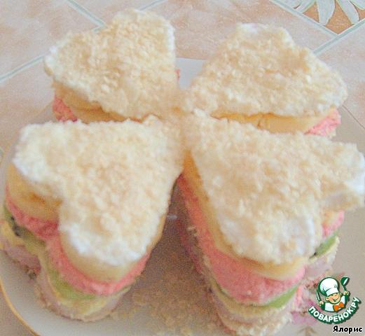Печенье сердечки в электровафельнице рецепт с пошагово