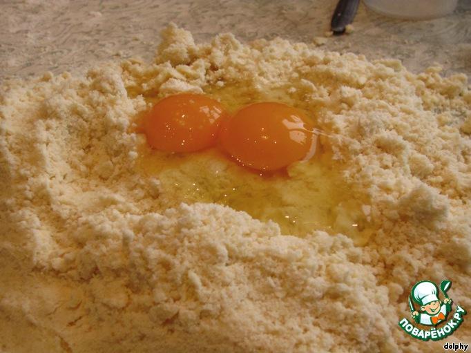 Песочный торт в мультиварке пошаговый рецепт с фото