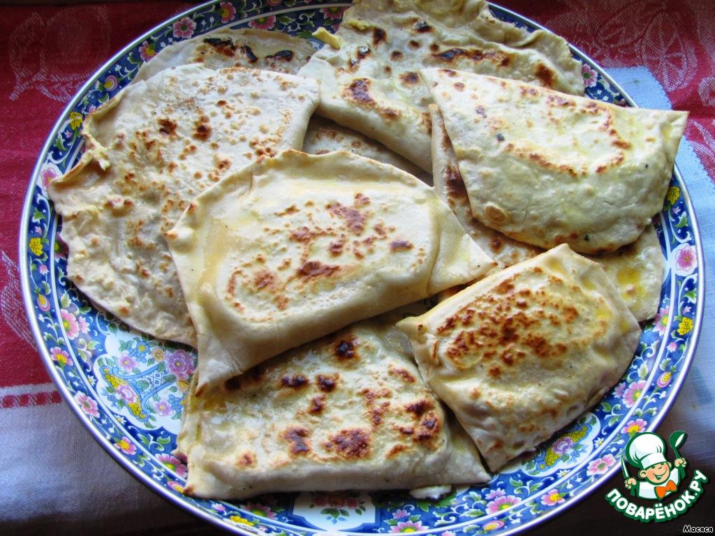 Дагестанская лепешка чуду рецепт