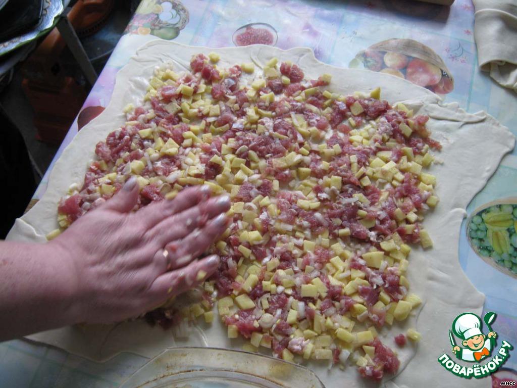 Ханума рецепт приготовления с фото пошагово