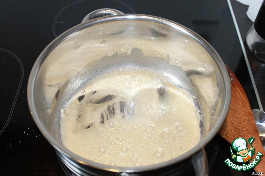 грибной суп с мукой рецепт с фото