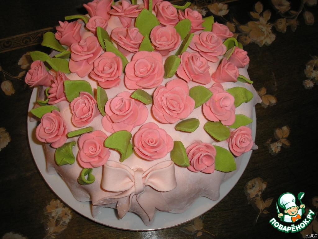 Торт для мужа рецепт с пошагово