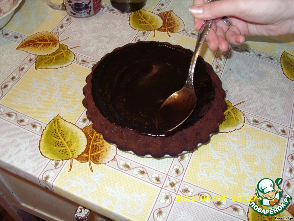 рецепт шоколадной глазури на молоке.