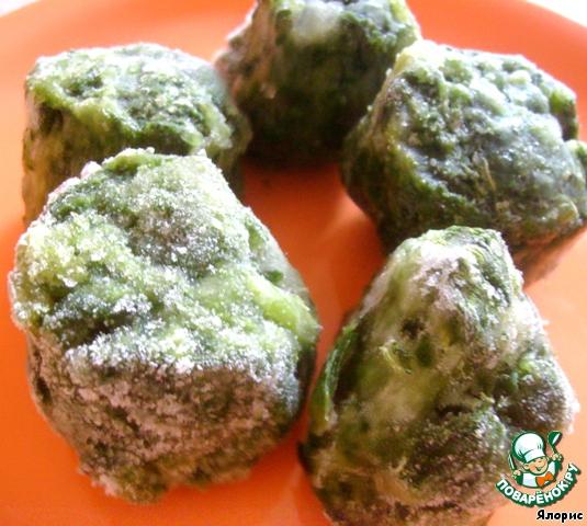 Рецепт: Запеканка из цветной капусты и брокколи на ...
