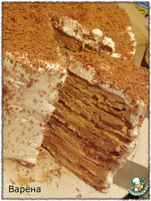торт маркиз старый рецепт