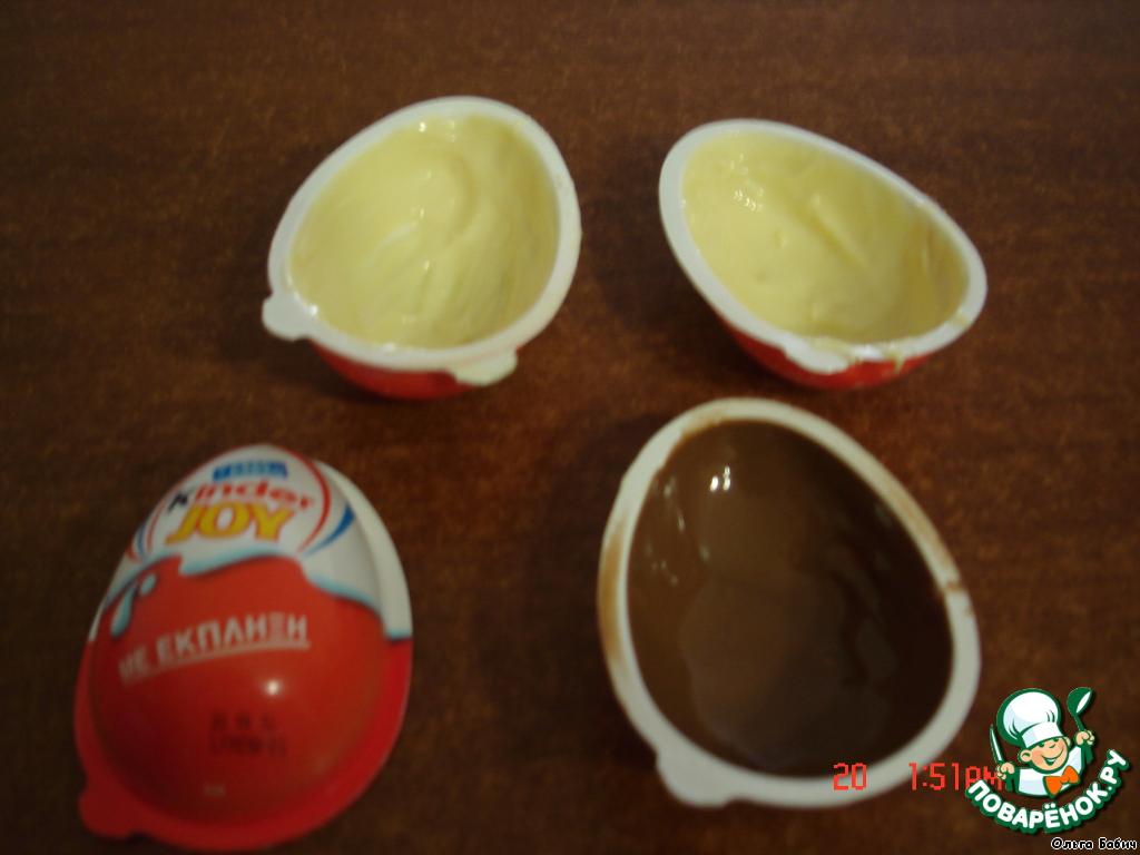 яйцо фаберже рецепт шоколадное-хв7