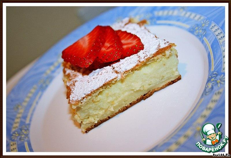 виды пирожных названия фото