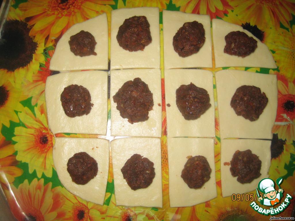 Несдобные булочки рецепт