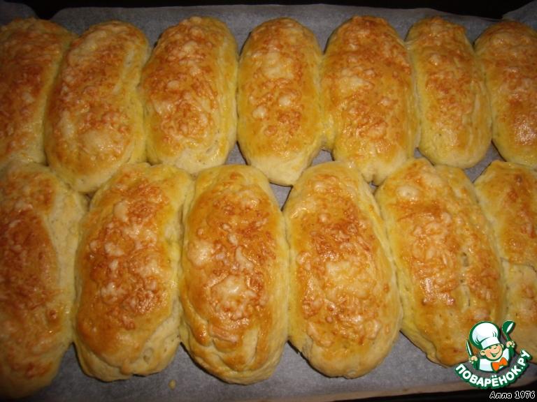 Сырные булочки из заварного теста рецепт с пошагово в духовке
