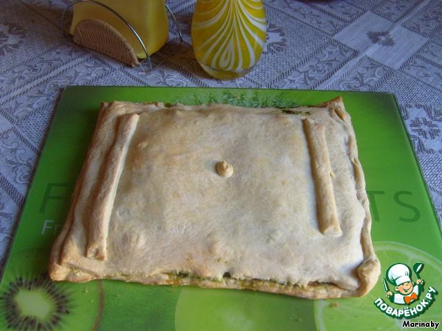 Пирожки с горбушей рецепт с фото