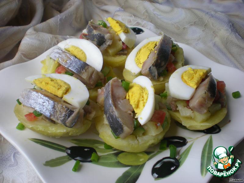 закуска русская салат рецепт