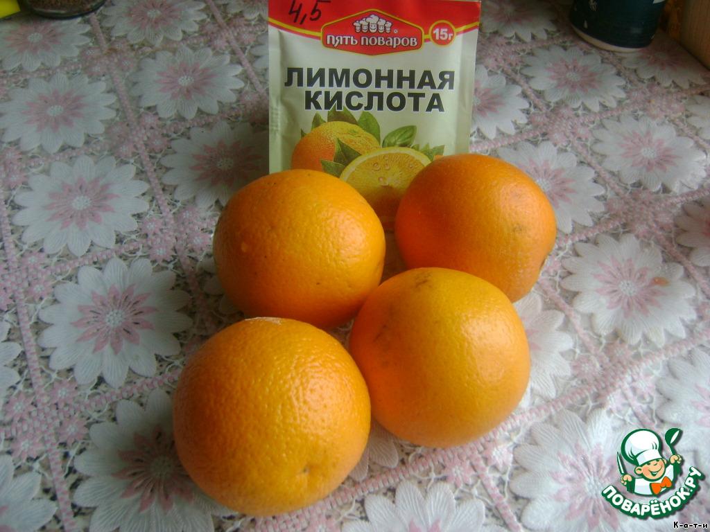 Рецепт лета: 9 литров сока из 4 апельсинов!!!! 60693