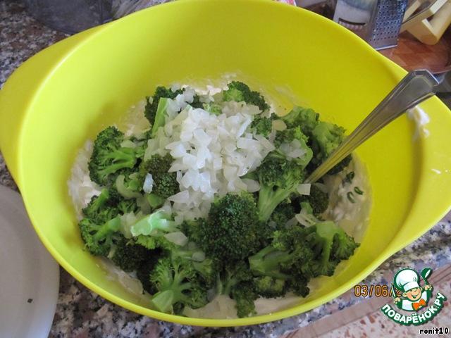 как готовить брокколи рецепты с фото пошагово