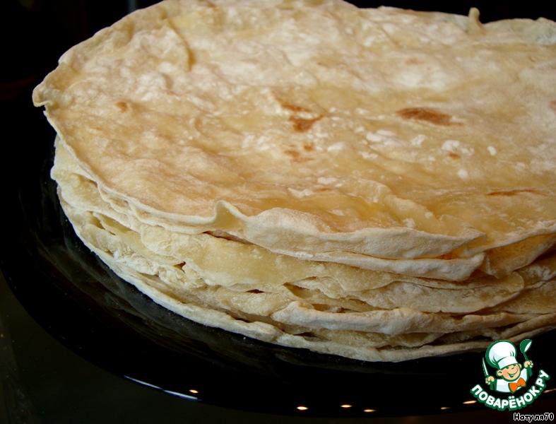 Печенье на снежке рецепт