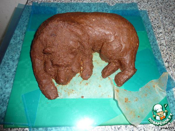 Медведь рецепт