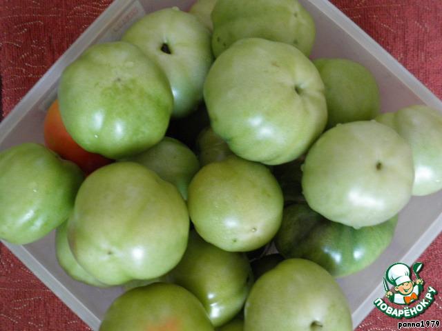 рецепт салата из помидоров без уксуса