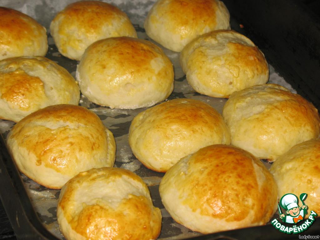 Пышки из творога рецепты с фото пошагово