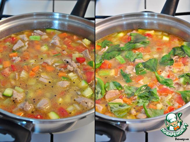 рецепт вкусного диетического супа с индейкой