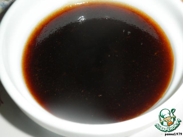 Рецепт унаги соуса в домашних условиях