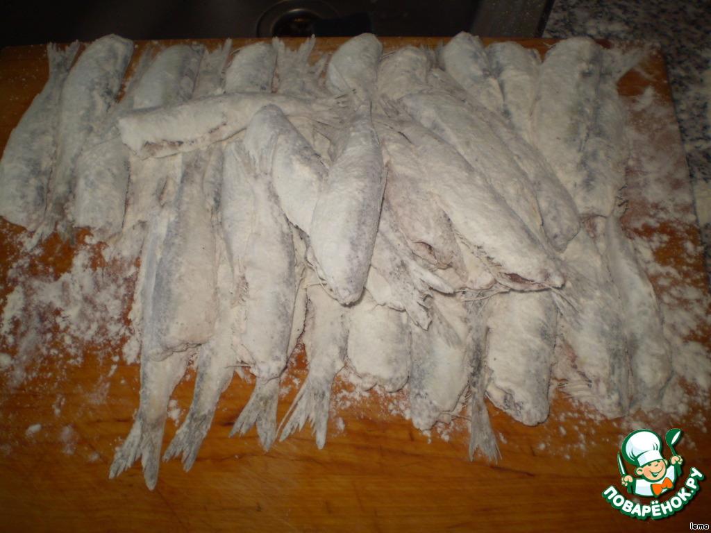 маринованная рыба толстолобик в домашних условиях
