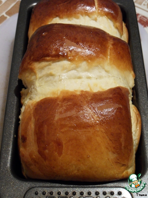 молочные булочки рецепт с фото