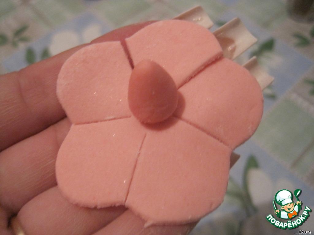 мастика для торта в домашних условиях пошаговый рецепт из маршмеллоу