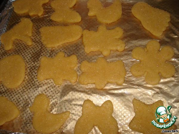 Тесто для печенья как сделать