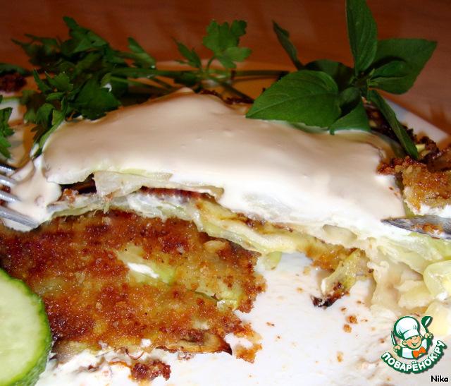 Как приготовить Блины капустные с сыром по-быстрому рецепт с фотографиями пошагово