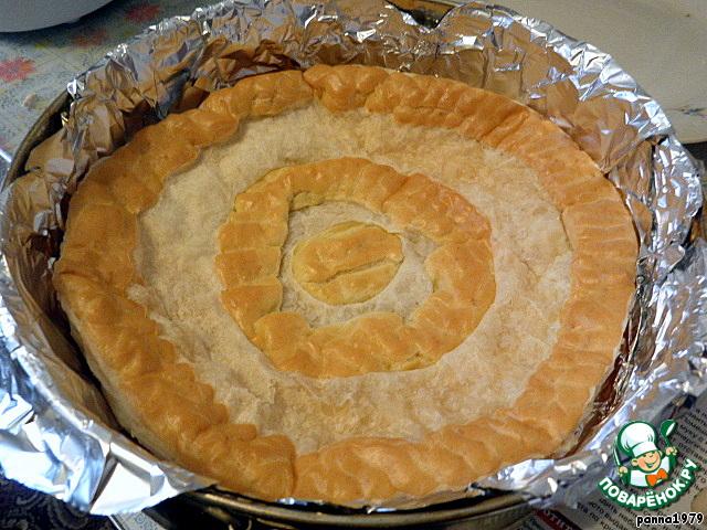 Торт из эклеров фото рецепт