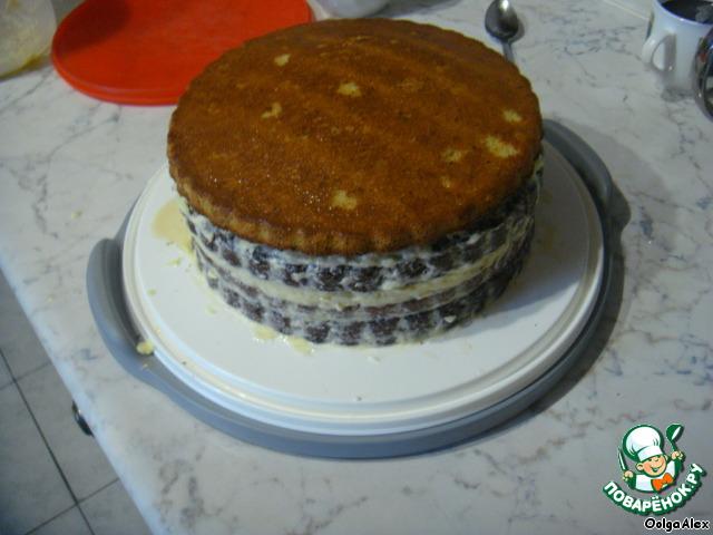Манный торт как приготовить