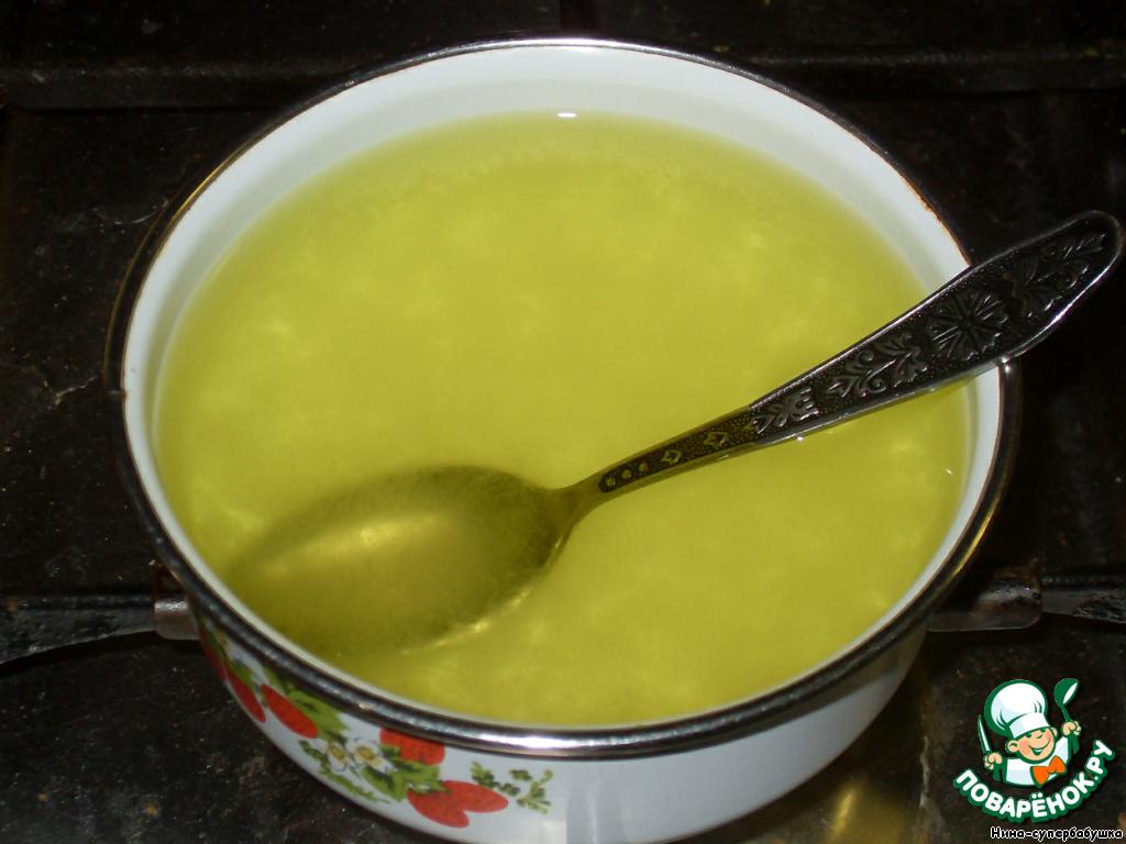 как сделать желатин