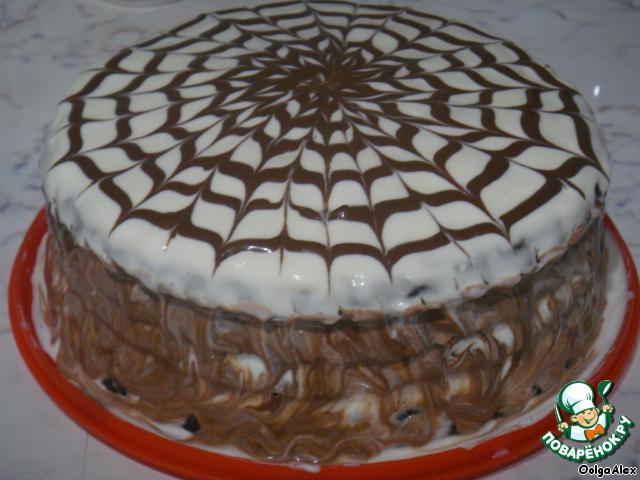 Торт поцелуй негра рецепт с пошагово 60