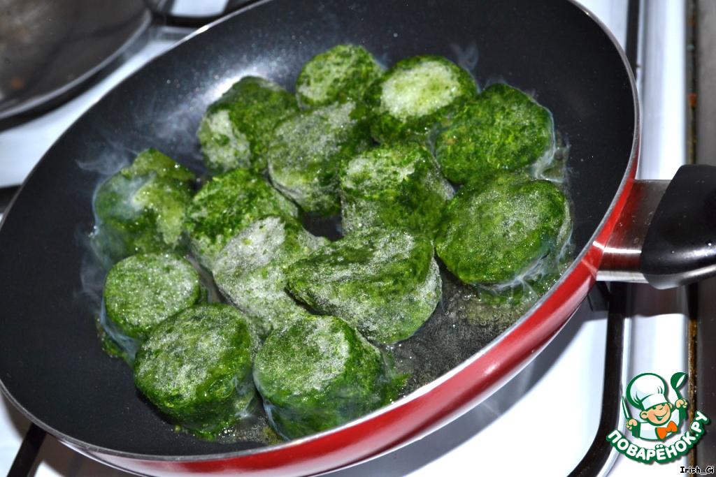 Как и что приготовить из шпината