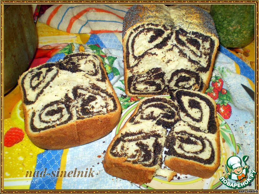 Сладкая выпечка в хлебопечке - Рецепты кулинарии