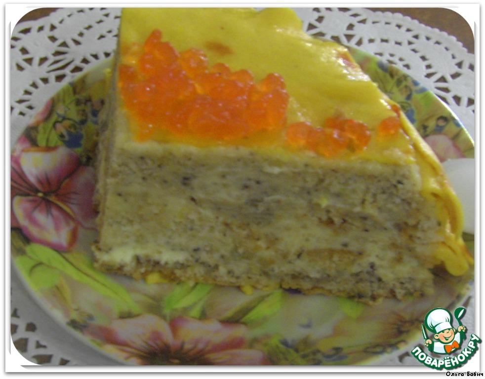 блины для торта рецепт фото