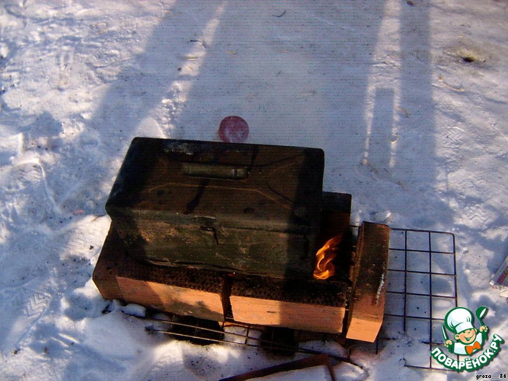 Сало горячего копчения рецепты