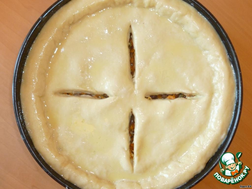 Как сделать блестящие пироги 274